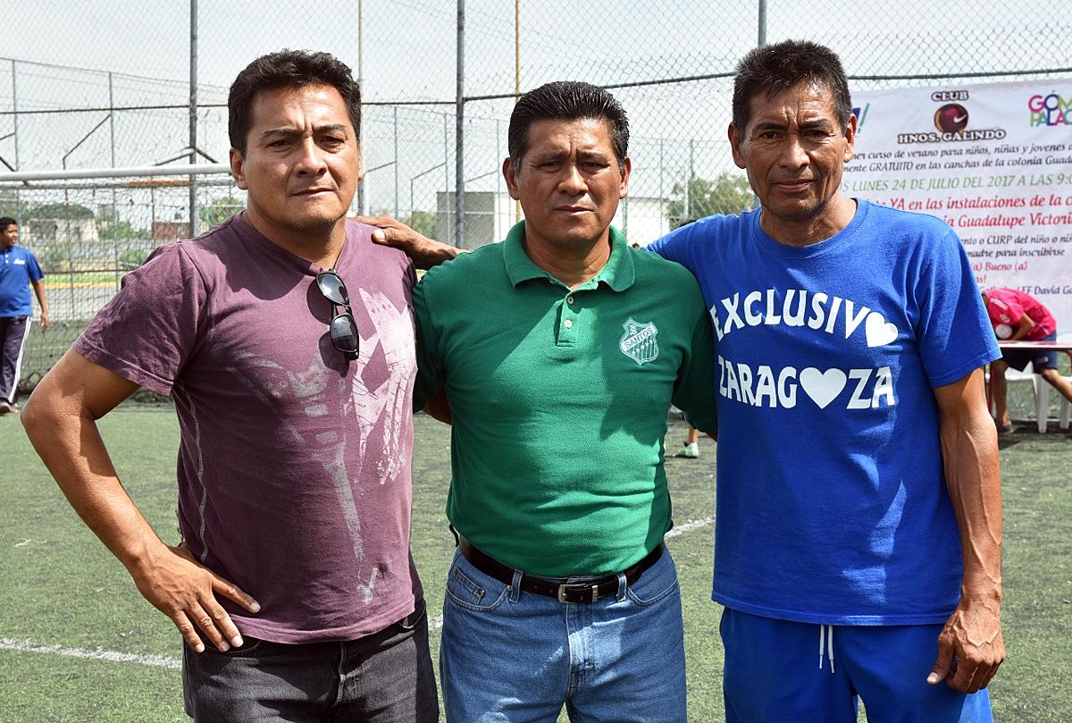Los hermanos Galindo Olalde realizarán curso de verano en la Unidad Deportiva Guadalupe Victoria.