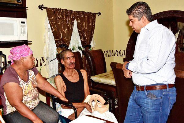 Alcalde electo de Monclova apoyará a ciudadanos en pobreza extrema