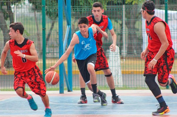 Invita al primer circuito de basquetbol