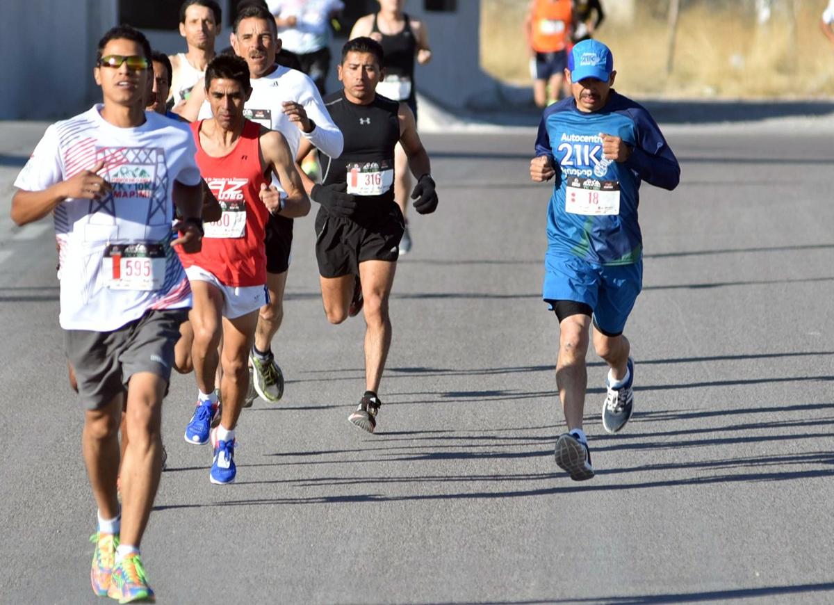 A buen paso marcha el registro de inscripción para tomar parte en la edición 2017de la carrera 24 K Bermejillo Mapimí.