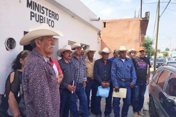 Ejidatarios de Castaños dan pruebas de ladrón de ganado