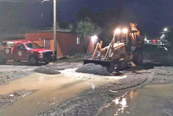 Atiende Protección Civil decenas de llamadas de auxilio en Monclova