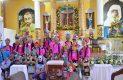 Festejos en la parroquia del Santo Buenaventura.