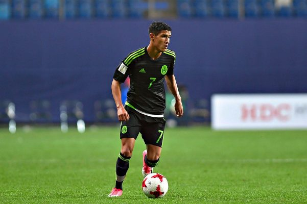 Uriel Antuna se va al City Football Group