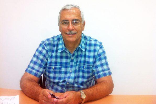 Juan Antonio del Río Martínez, jefe de Consulta de Especialidad y de Gestión de Calidad en el Hospital Universitario.