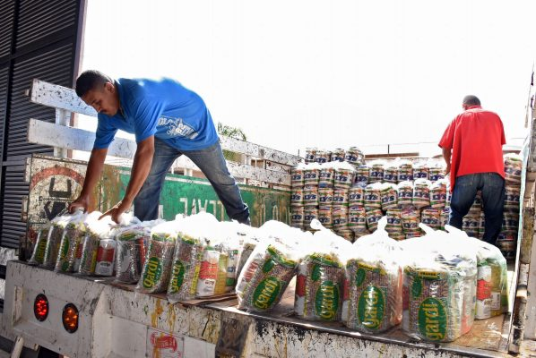 Leticia Herrera envía ayuda a familias afectadas por inundaciones en Ceballos