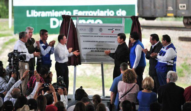 La industrialización de Durango está en marcha: EPN