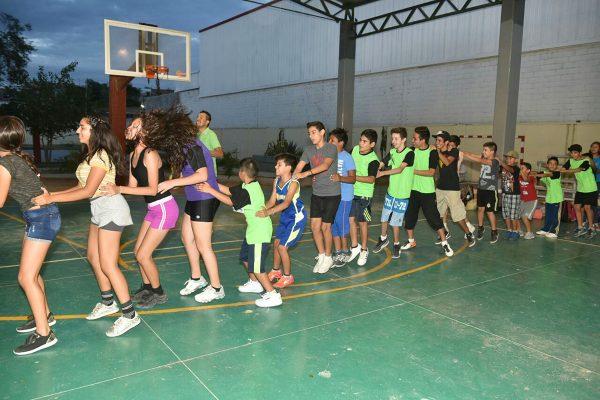 115 niños y jóvenes participan en campamento del CSS del IMSS en GP