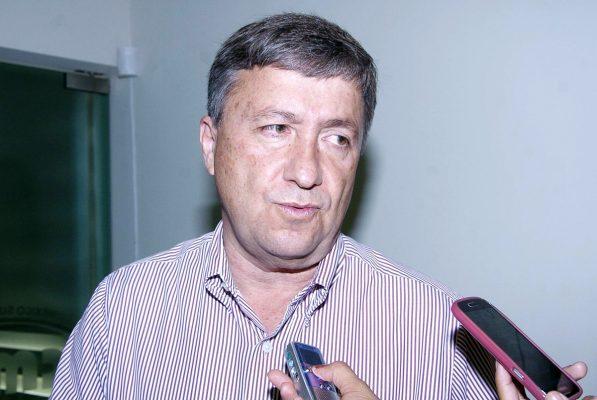 Gerardo Berlanga Gotés, director de Obras Públicas en Torreón.