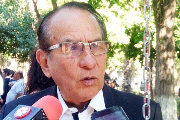 Cecilio Medina Elizondo, titular del Departamento de Prevención Social.