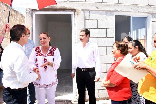Gestiona Lety 400 acciones de vivienda