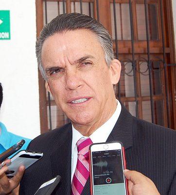 Roberto Díaz, administrador fiscal general de la entidad.