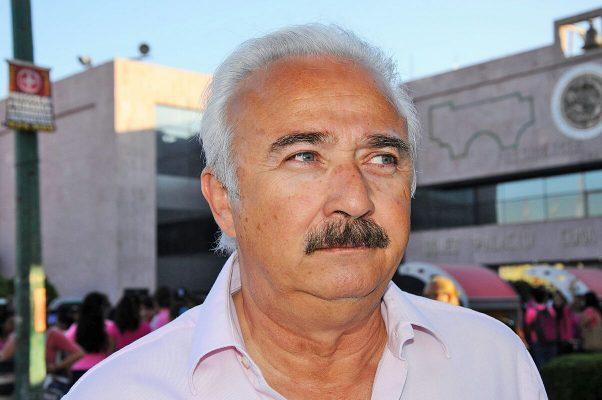 Luis Wiley Manjárrez, director de Tránsito en Gómez Palacio.