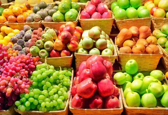 Difícilmente las frutas se incluyen en la dieta de las familias pobres.