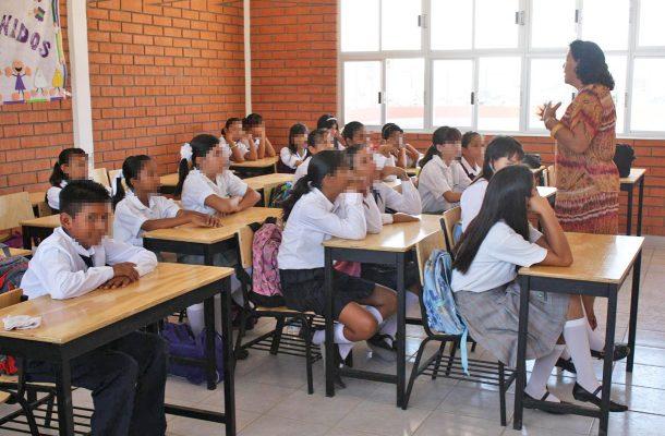 Regresan más de 132 mil alumnos de nivel básico a clases
