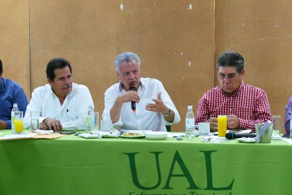 Se reúne Jorge Zermeño con el Consejo Lagunero de la Iniciativa Privada