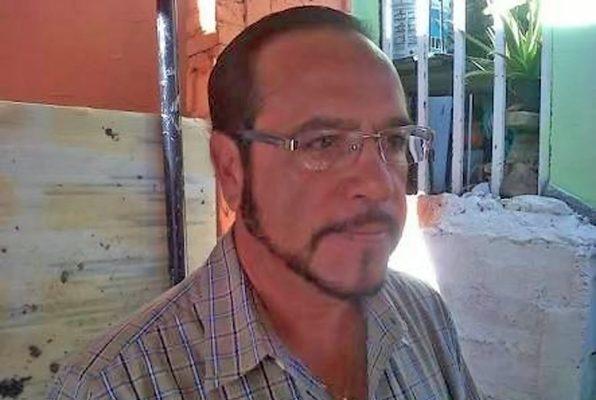 Jesús Gómez Luján, titular del Departamento Municipal de Alumbrado Público.