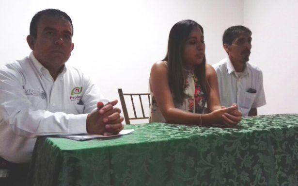La delegada, licenciada Navila Rivas llegó a Monclova.