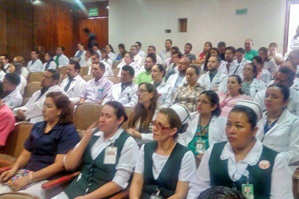 Respeto a los derechos humanos, garante de la salud de calidad en el IMSS