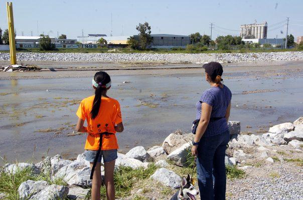 Desfogue de presa Zarco podría ser sólo a través de red de canales