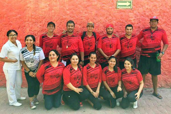Una destacada actuación tuvieron los maestros y voluntarios que se encargaron del desarrollo del curso de verano de la Sección 38.