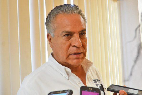 Jorge Jiménez Favela, director de Tránsito y Vialidad.