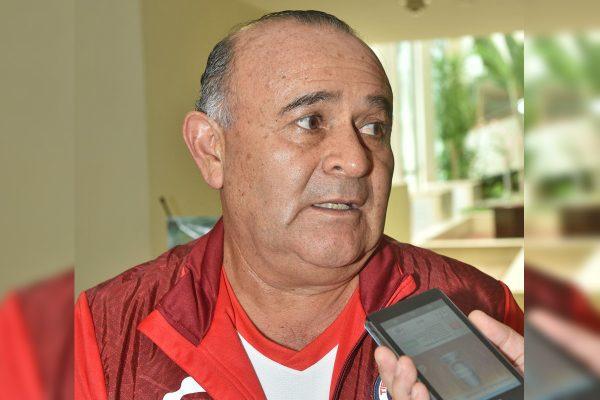 Juan Antonio Luna: venimos por un buen resultado