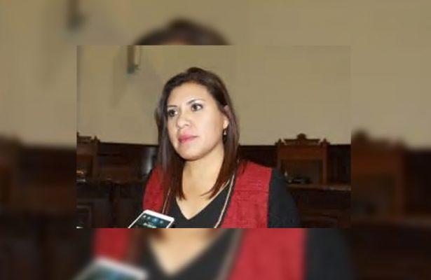Son acciones de represión: Lariza Montiel