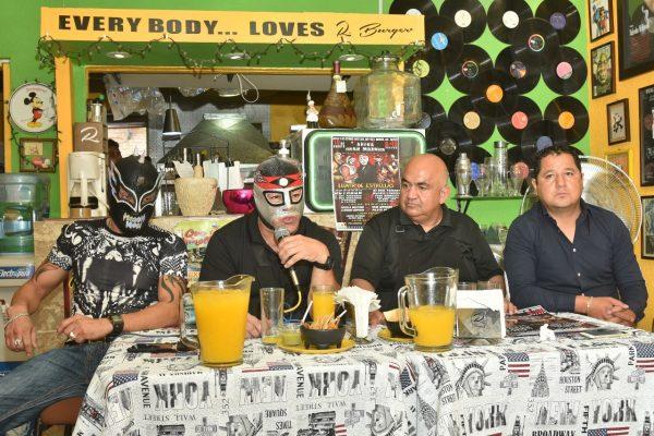 Octagón crea la Asociación Nacional de Luchadores Profesionales Independientes