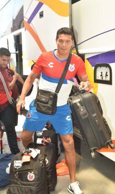 Para Edgar Andrade el juego ante Santos será complicado, aunque trabajaron fuertemente para poder llevarse un buen resultado.