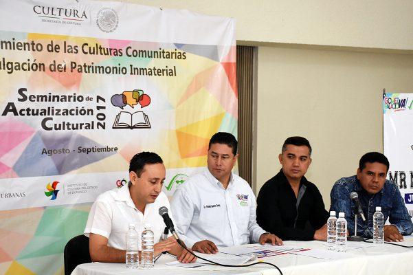 Mayor apoyo a la cultura en Gómez Palacio