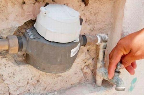Solo el 15% de los usuarios tiene medidor de agua en Madero