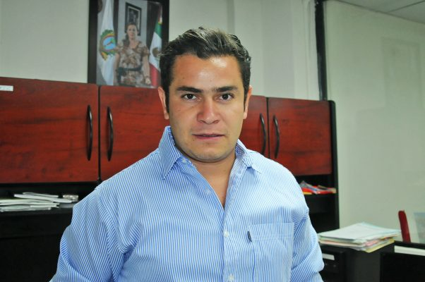 Víctor Habib, director de Desarrollo Social en Gómez Palacio.