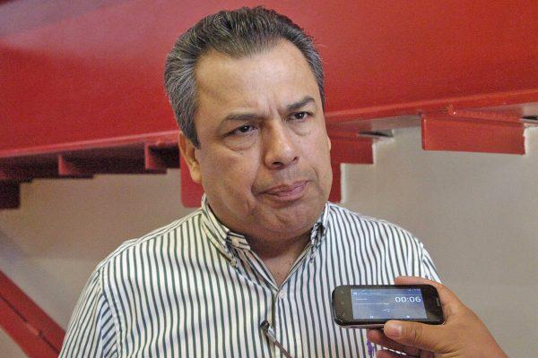 Jorge Luis Morán Delgado, presidente municipal de Torreón.