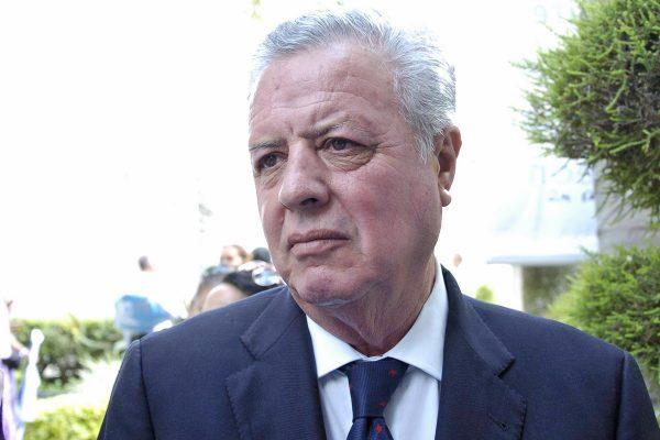 El alcalde electo, Jorge Zermeño Infante.