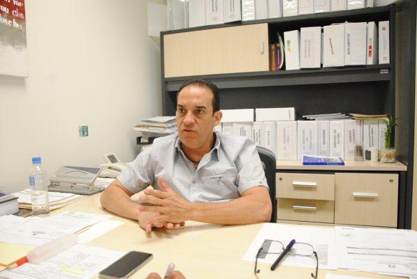 El director de Egresos, Javier Lechuga Labora confirma datos.