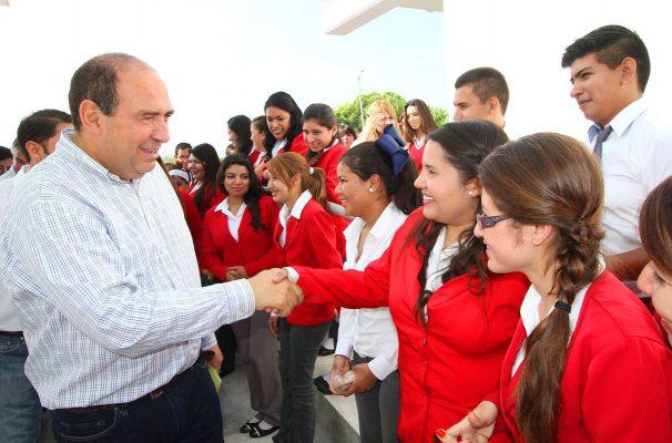 Educación en Coahuila, cada vez mejor