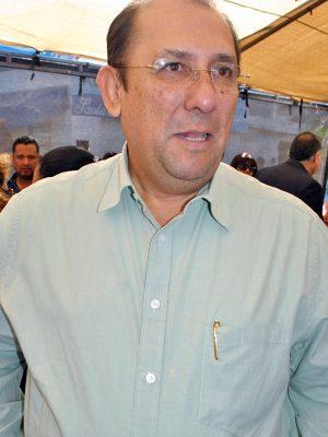 Mario Lozoya Díaz Vélez, vicepresidente de Delegaciones de Canacintra a nivel nacional.