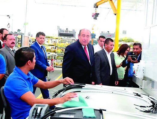 Siguen llegando empleos a Coahuila
