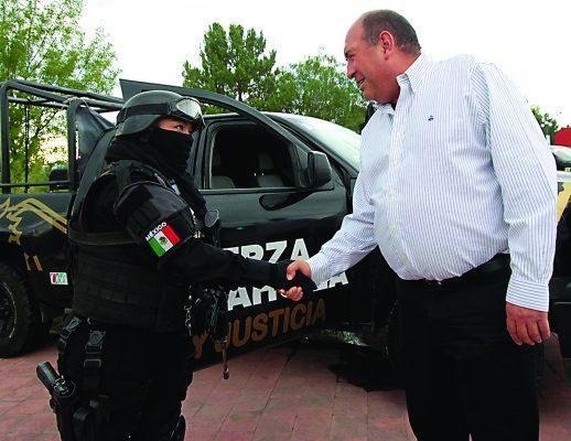 Pese al acecho del crimen, la lucha contra delincuencia es permanente: RMV