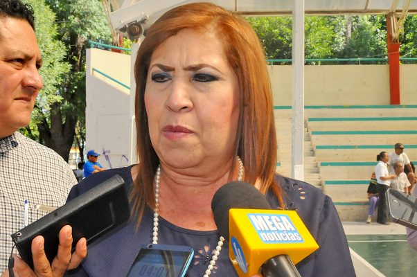 María Luisa solicita prórroga para aplicar recursos del Paseo Sarabia