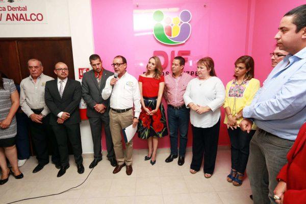Inaugura UA de C Clínica Dental en Ramos Arizpe