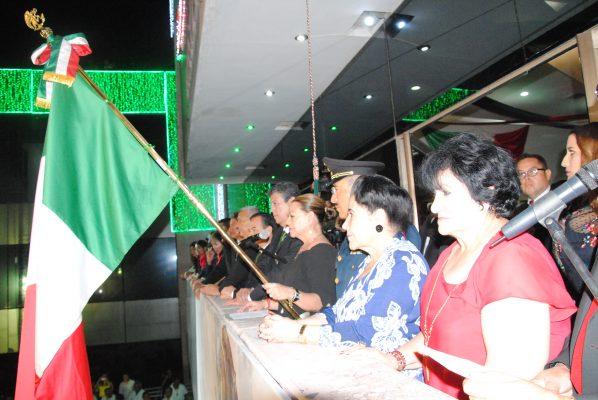 Vive Gómez Palacio ceremonia del Grito de Independencia