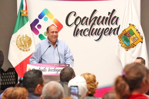 Es Coahuila un Estado incluyente: RMV