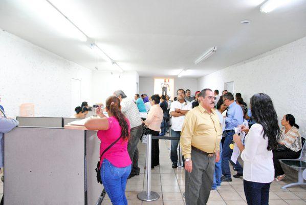 Registro Público de la Propiedad presenta cerca de 15 mil trámites mensuales