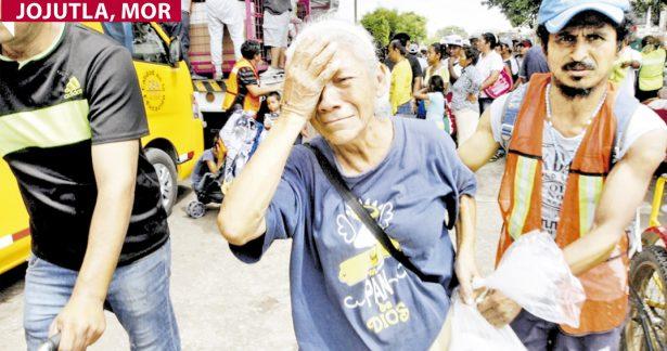 Vuelve el pánico al Istmo, son réplicas del de Chiapas