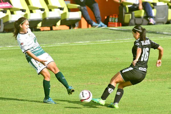 Santos Laguna femenil buscará frenar la racha de seis partidos sin ganar el próximo sábado cuando visiten al León.