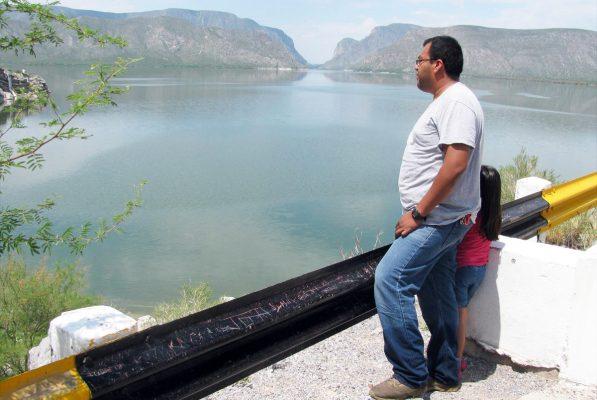 En constante monitoreo se encuentra la presa 'Lázaro Cárdenas'