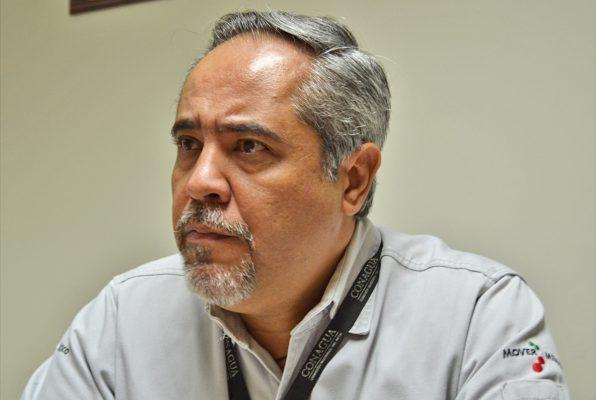 Ricardo Peláez, secretario técnico de la Comisión Nacional del Agua.