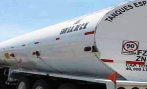 Se detectó una pipa con combustible presuntamente robado en la colonia Centro de Gómez Palacio en días pasados.